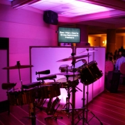 Percussion set up1